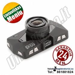 Full HD Vaizdo registratorius Nous NF 3