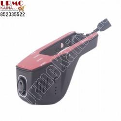 Vaizdo registratorius su dviem kamerom ir Wifi H35K | Slaptas registratorius