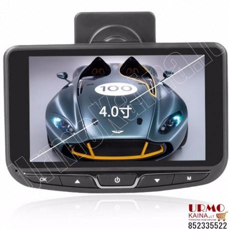 Vaizdo registratorius su GPS ir Wifi | W15K