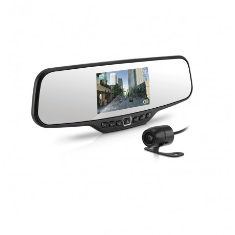 Vaizdo registratorius veidrodis | Neoline G-Tech X-23